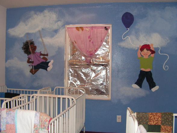 Image of: Daycare Nursery Designs