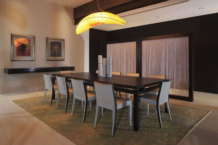 Image of: Dining Room Lighting Idea