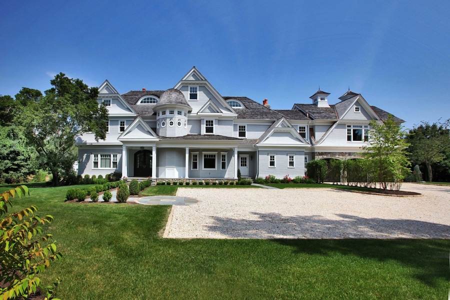 Image of: Dream Shingle Style Home