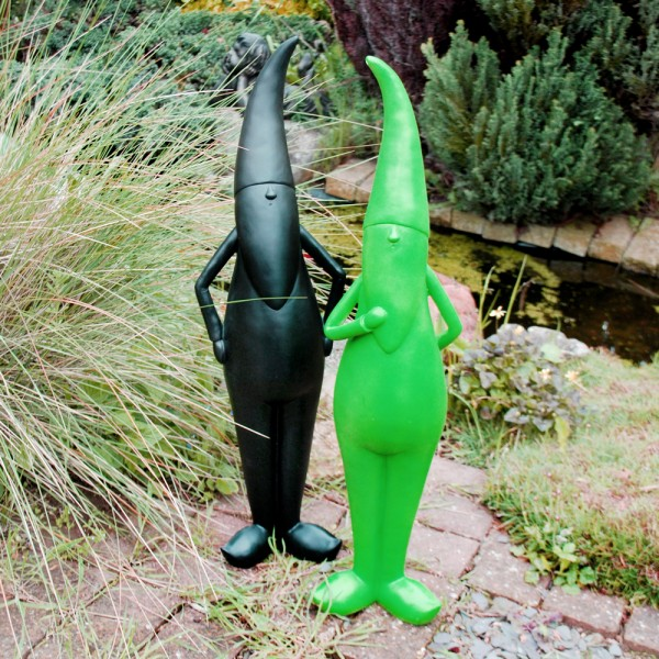Image of: Extra Large Contemporary Garden Ornaments