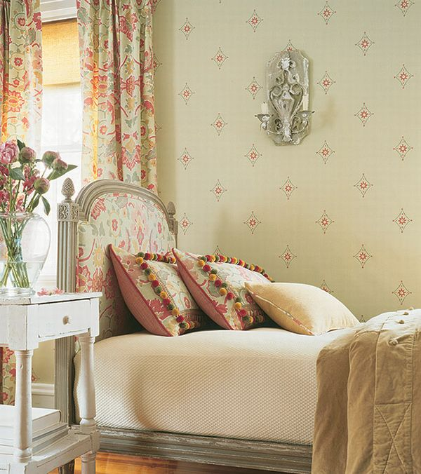 French Country Bedroom Interior Design