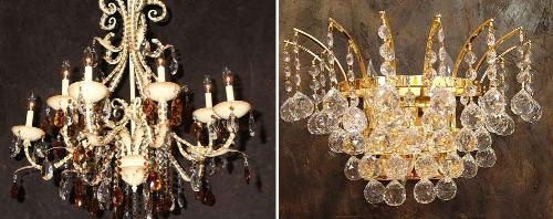 Image of: French Style Chandelier