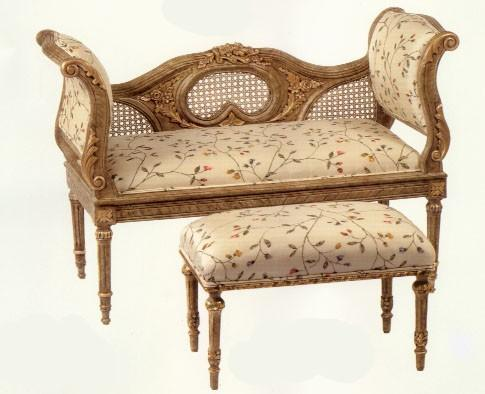 Image of: French Style Furniture