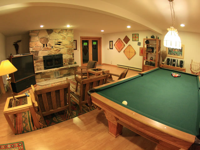 Image of: Game Room Design Ideas