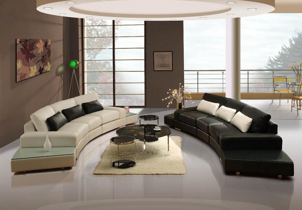 Image of: Goergeous Living Room Home Interior DesignIdeas