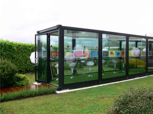 Image of: Greenhouse Container Idea 2017