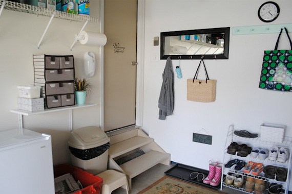 Image of: Instant Mudroom