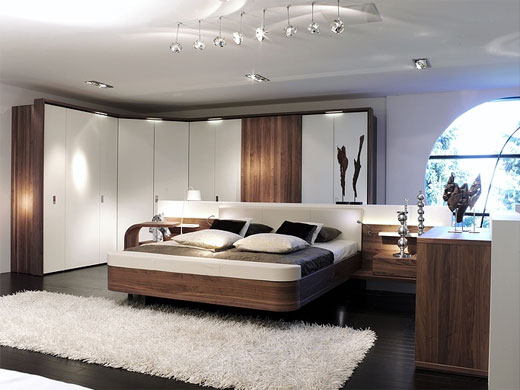 Interior Lighting Design for Bedroom