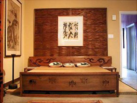 Image of: Japanese Style Bedroom Design