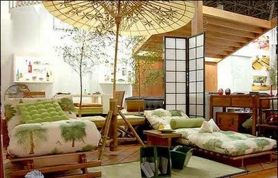 Japanese Style House Interior Decorating