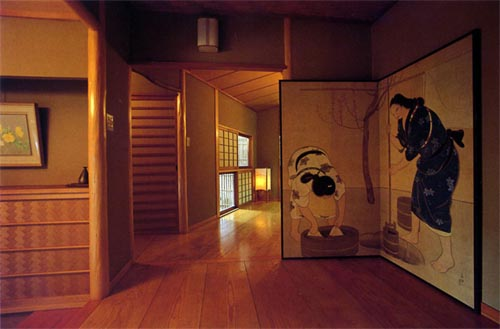 Image of: Japanese Style Interior Decorating