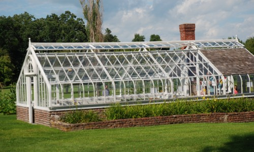 Image of: Large Greenhouse Plans