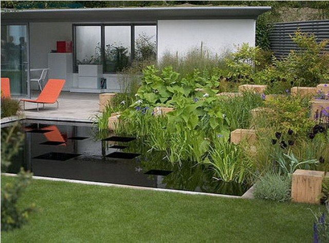 Minimalist Home Garden Design Ideas