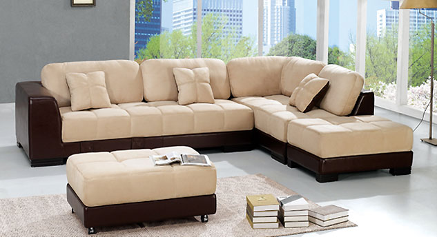 Image of: Modern Living Room Furniture