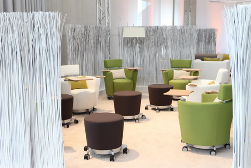 Image of: Modern Office Furniture Design Ideas