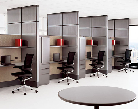 Image of: Modular Office Furniture for Modern Design