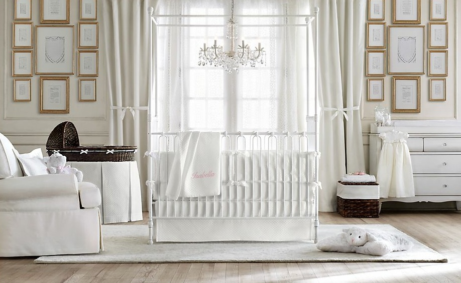 Image of: Neutral Baby Room Decor