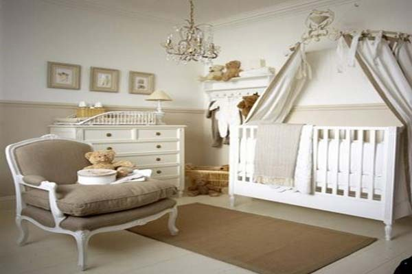 Neutral Baby Room Ideas Classic