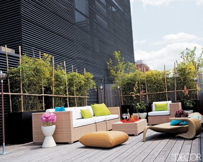 Outdoor Deck for Relaxation