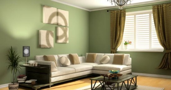 Image of: Painting Frame Living Room Wall Ideas Art