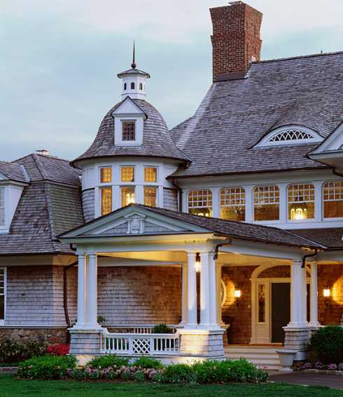 Shingle Style Cottage Idea