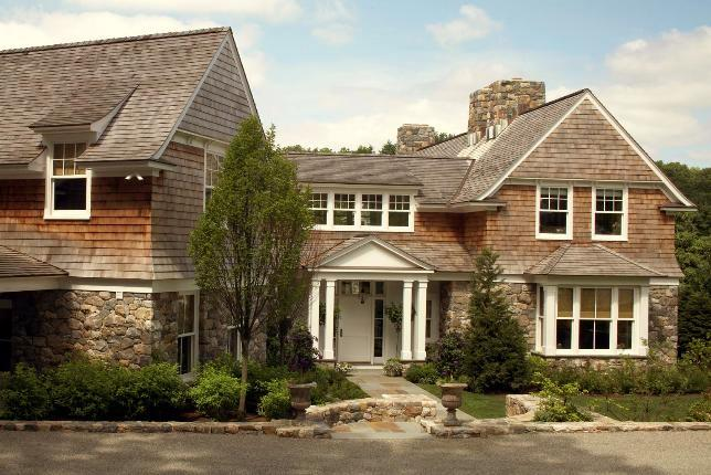 Image of: Shingle Style House