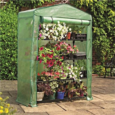 Image of: Small Greenhouse Design