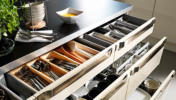 Small Kitchen Organizers