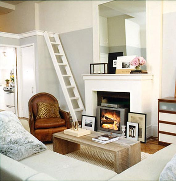 Image of: Small Space Interior Design Living Room