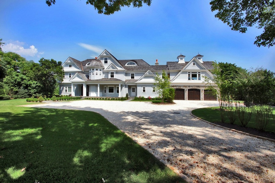 Image of: Stunning Architecture of Dream Shingle Style Homes