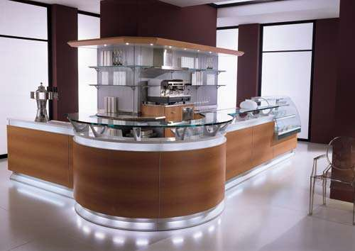 Tendance Coffee Bar Counter