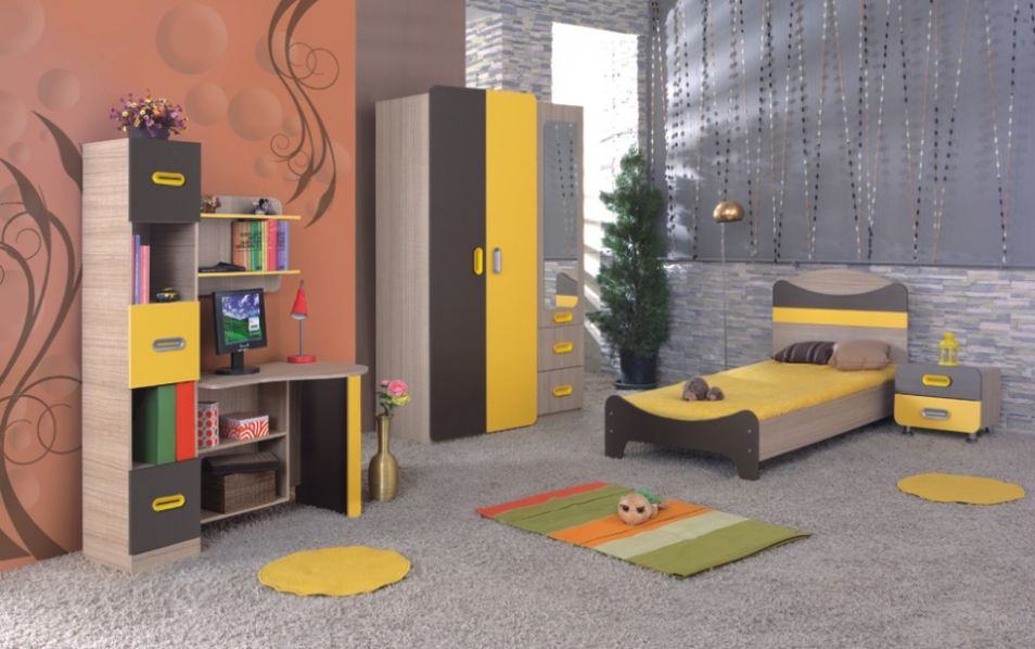 Image of: Unique Young Room Furniture