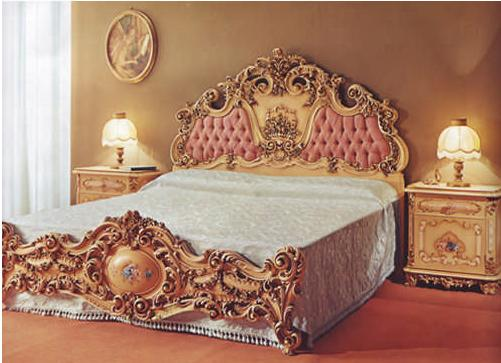 Image of: Victorian Bedroom Furniture