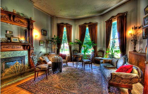 Image of: Victorian Home Style