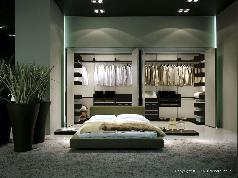Walk in Wardrobe Idea