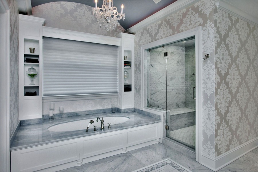 Image of: Wonderful Bathroom