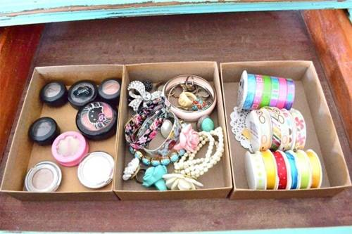 Image of: Small Jewelry Drawer