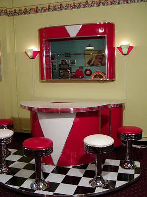 Image of: Bar with Simple Design