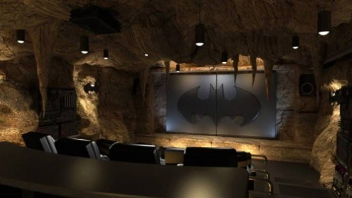 Batman Home Theater