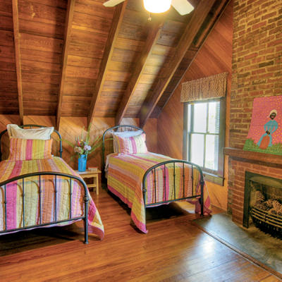 Best Furnishing Ideas for Attic Bedroom