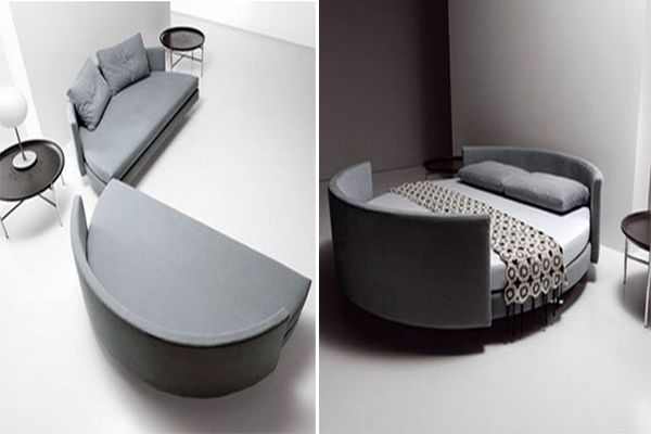 Sofa with Double Design