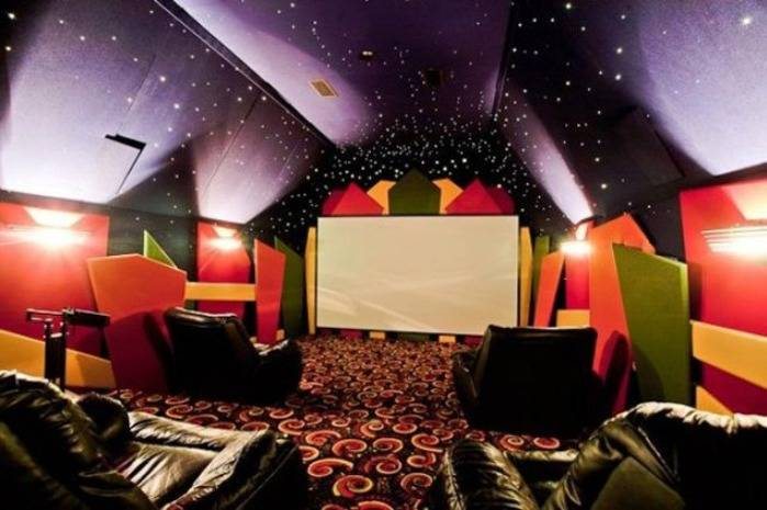 Image of: Home Movie Theater Style