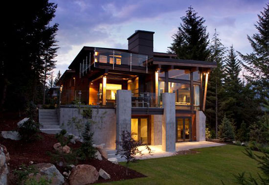 Image of: Luxury Modern Home