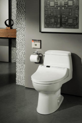Image of: Washlet S300 Close Up