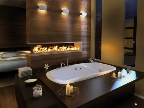 A Nice Luxury Bathroom