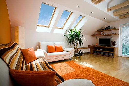 Image of: Attic Dormer Design