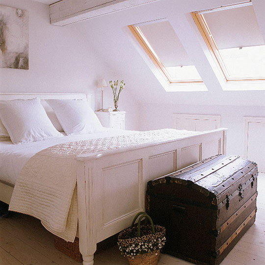 Image of: Attic Dormer Idea
