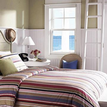 Image of: Beachy Retreat