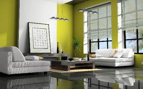 Color Schemes for Indoor House
