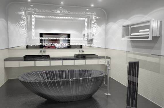 Freestanding Luxury Bathroom Design